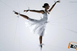 artwork commercial dancing balet
