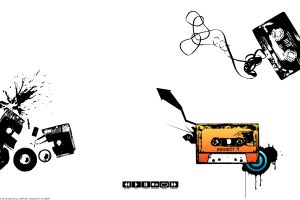 artwork digital art music