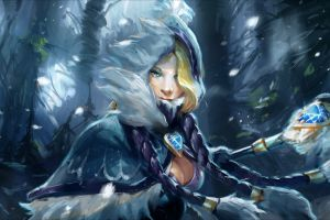 artwork fantasy art blonde fantasy girl