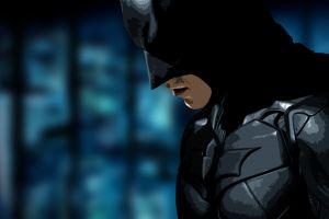 artwork movies the dark knight messenjahmatt batman