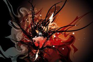 artwork shapes abstract