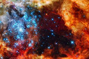 artwork stars space space art fantasy art digital art nebula