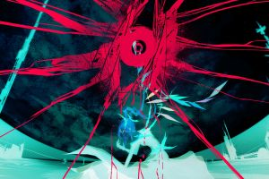 artwork touhou flandre scarlet