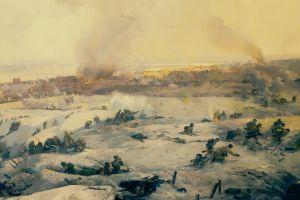 artwork war stalingrad battle military soldier world war ii
