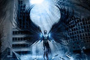 artwork wings vitaly s alexius angel apocalyptic