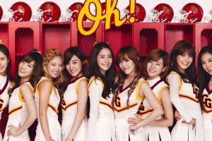 asian cheerleaders brunette k-pop girls' generation musician snsd korean model