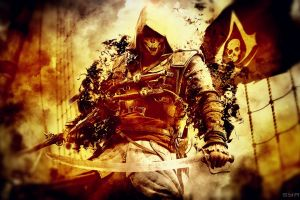 assassin's creed assassin's creed: black flag video games