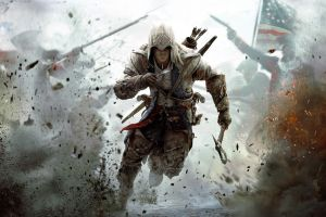 assassin's creed iii connor kenway video games assassin's creed