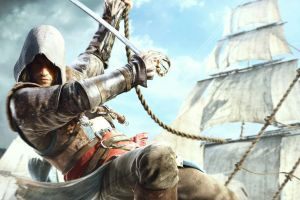assassin's creed ubisoft assassin's creed: black flag video games