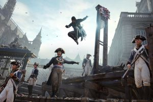 assassin's creed: unity assassin's creed video games
