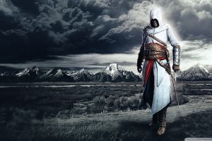 assassin's creed video games video game art