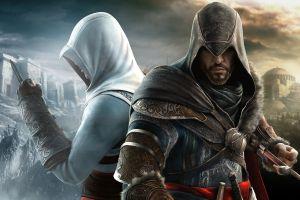 assassins  assassin's creed: revelations video games