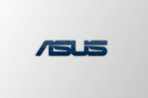 asus typography simple background