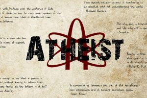 atheism typography text religion artwork quote