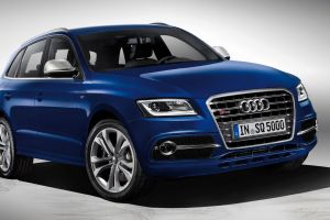 audi sq5 suv german cars blue cars