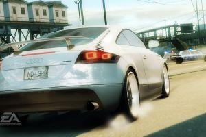 audi tt video games car