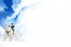 avatar: the last airbender korra anime the legend of korra naga