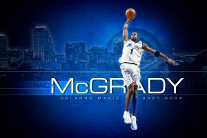 basketball orlando tracy mcgrady magic nba orlando magic sports