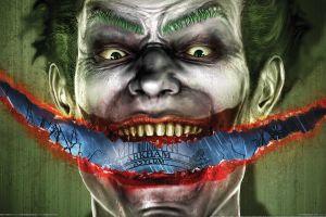 batman: arkham asylum joker video games rocksteady studios batman