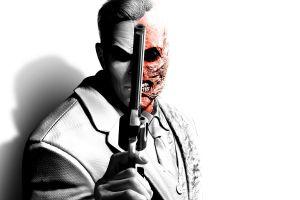 batman: arkham city rocksteady studios batman two-face video games