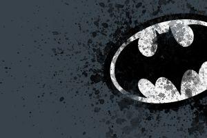 batman paint splatter batman logo logo