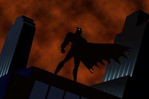 batman the animated series batman dc comics the dark knight dark cartoon