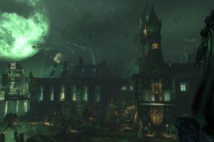 batman video games batman: arkham asylum rocksteady studios