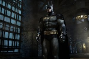 batman video games screen shot