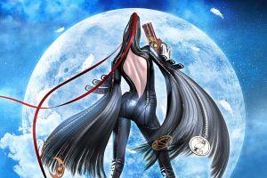 bayonetta video games anime girls
