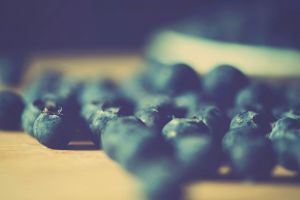 berries depth of field fruit