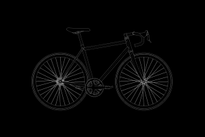 bicycle minimalism vehicle