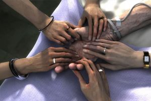 bioshock death rings video games bracelets hands