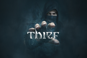 black background thief eyes bow and arrow bow video games video game art black gloves hoods