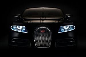 black cars black background bugatti car vehicle