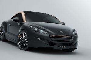 black cars car peugeot rcz peugeot vehicle