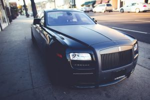 black cars rolls-royce car vehicle