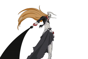 bleach kurosaki ichigo vasto lorde anime simple background