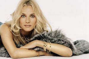blonde diane kruger celebrity actress bracelets women