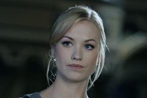 blonde women yvonne strahovski model tv series chuck blue eyes