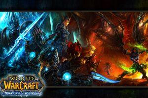 blood elf fantasy art arthas world of warcraft: wrath of the lich king video games world of warcraft lich king illidan
