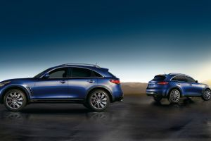 blue cars car infiniti fx vehicle