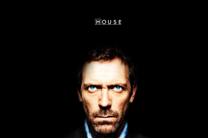 blue eyes house, m.d. gregory house