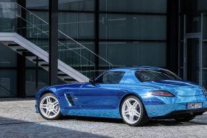 blue vehicle mercedes benz blue cars car mercedes sls