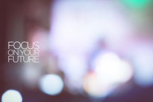 blurred typography quote text bokeh motivational typography
