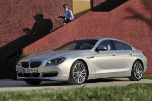 bmw bmw 6 vehicle car silver cars