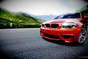 bmw muscle cars car