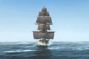 boat video games ship assassin's creed: black flag