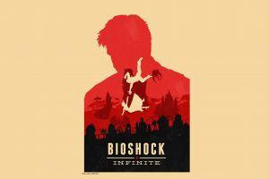 booker dewitt bioshock infinite video games bioshock