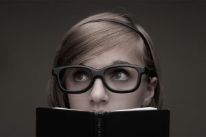 books women with glasses looking up women glasses