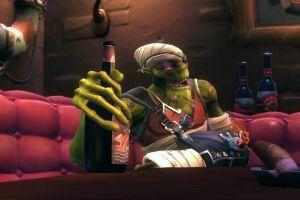 bottles wildstar screen shot video games